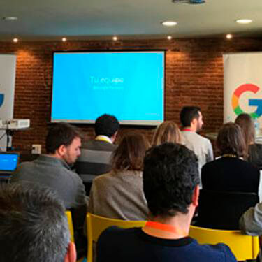 Evento Google Partner Barcelona
