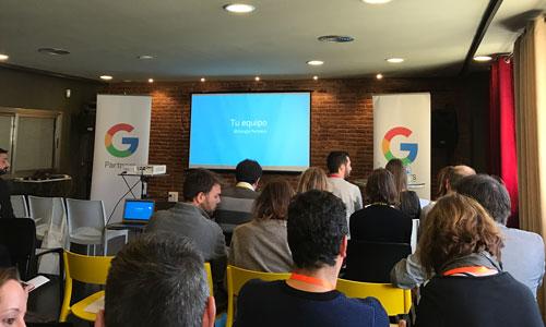 conferència google partner barcelona