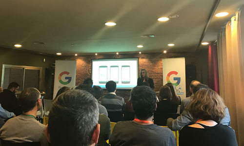 Conferencia Google Partner Barcelona 2017