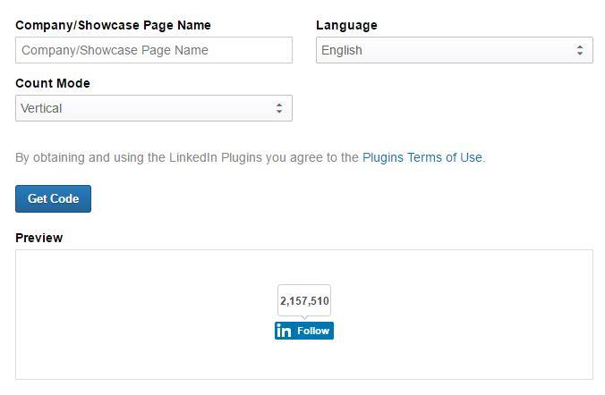 atraer seguidores a la página de empresa de LinkedIn