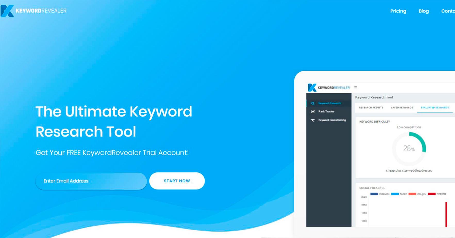 keyword revealer herramienta seo