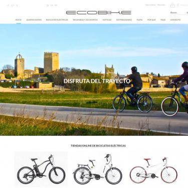 Ecommerce for Ecobike