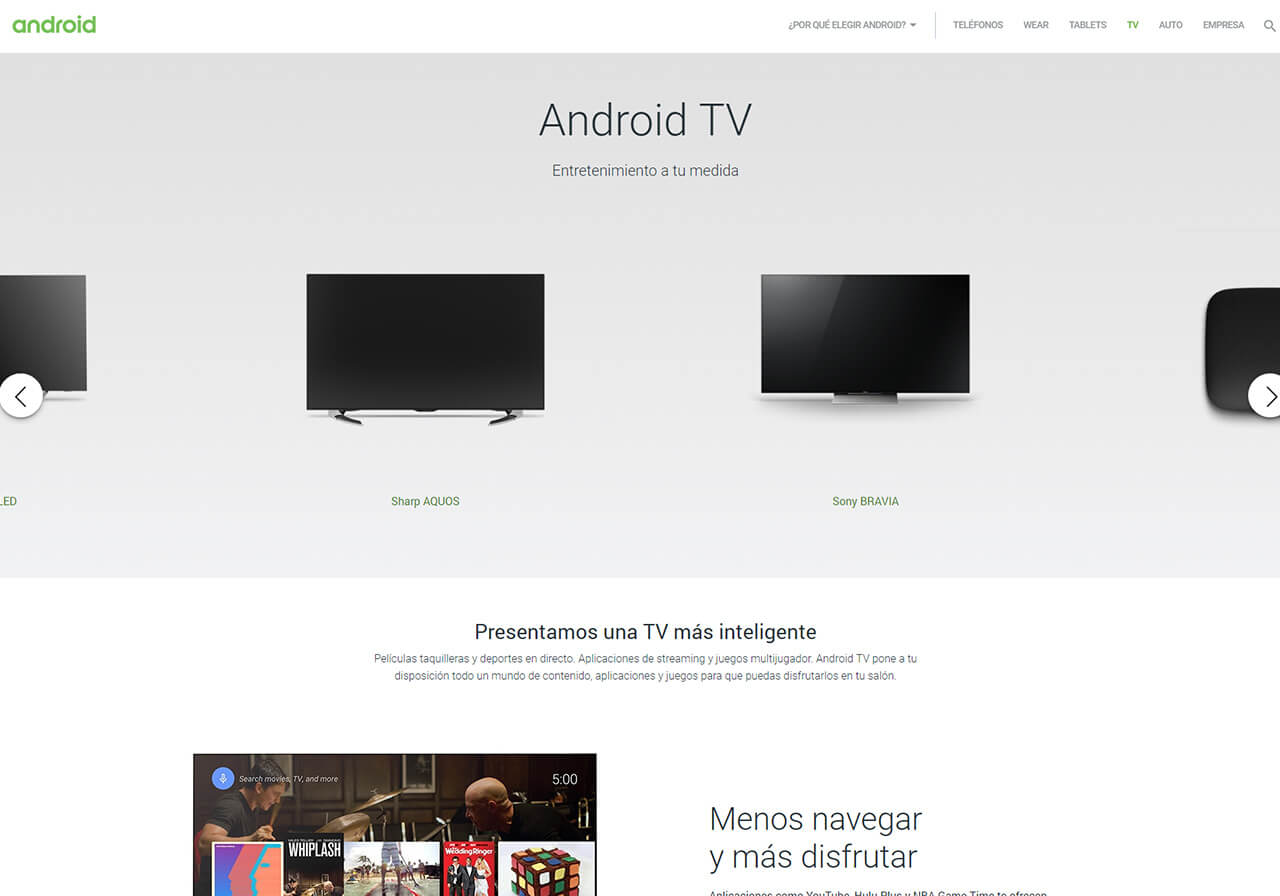 Google TV becomes a reality