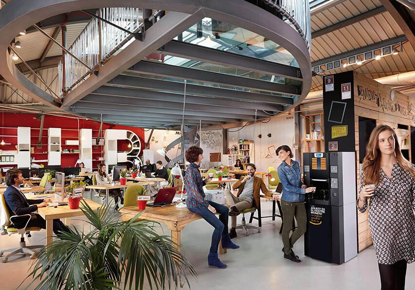 Web site design spain la teva web for Oficinas endesa barcelona
