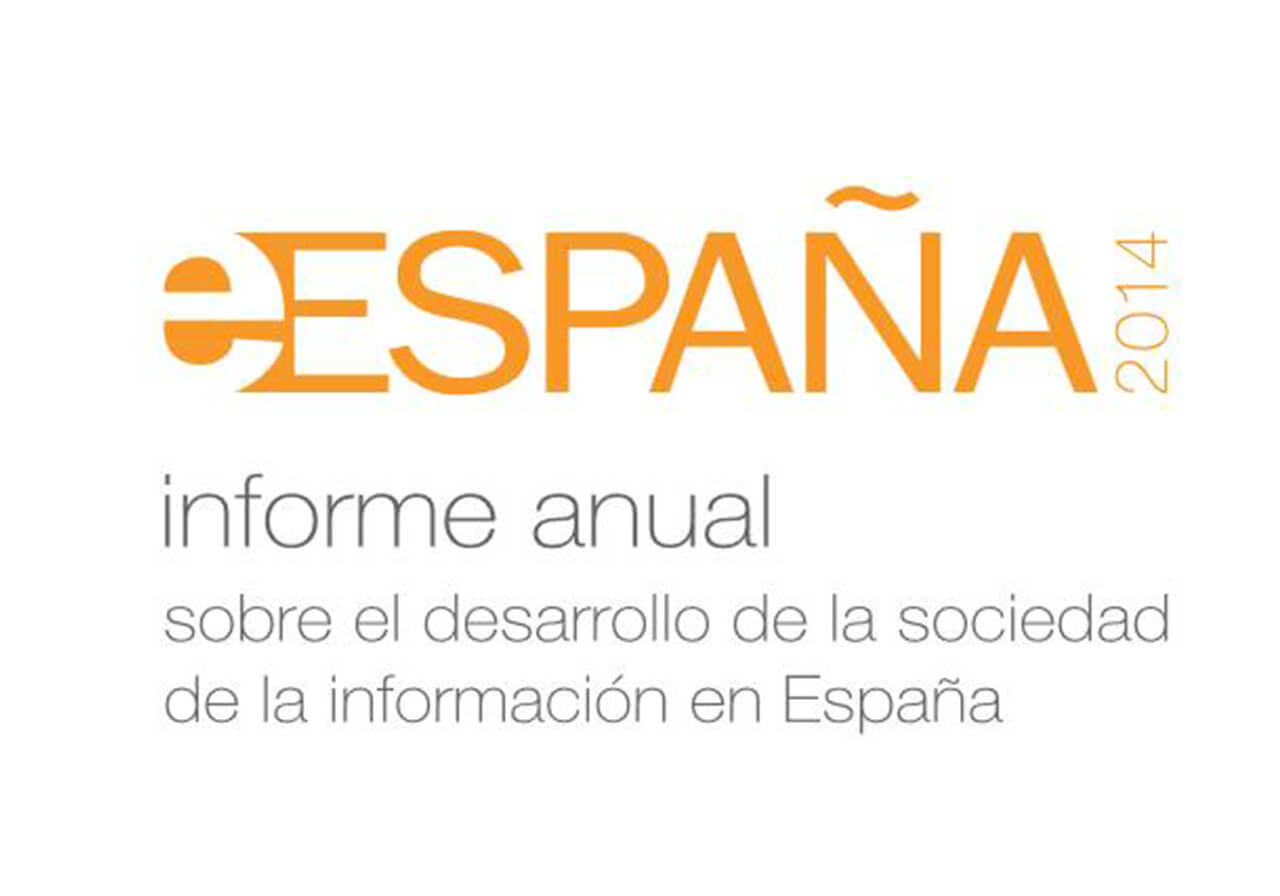 eSpain web report 2014