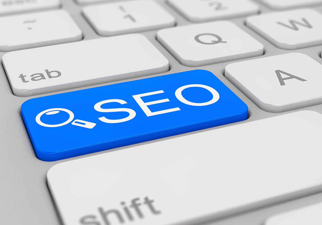 Online marketing. Seo for Google